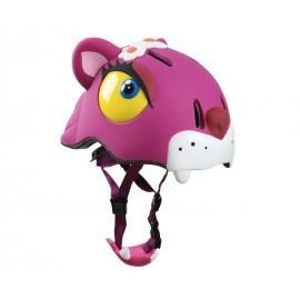 Casco Gato Rosa de Crazy Safety