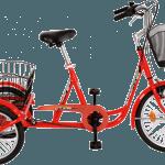 Los triciclos no son sólo para niños