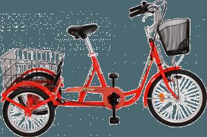 triciclo fixo