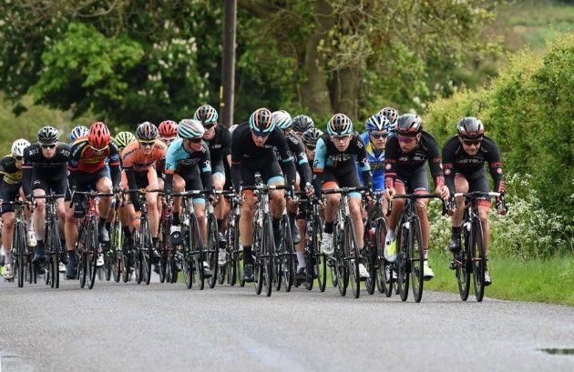 peloton ciclista