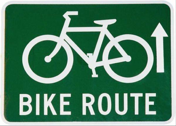 encontrar rutas en bici