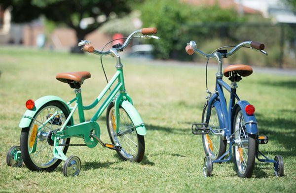 bicis clásicas de niños