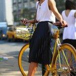 ¿Qué me pongo para ir en bici urbana?
