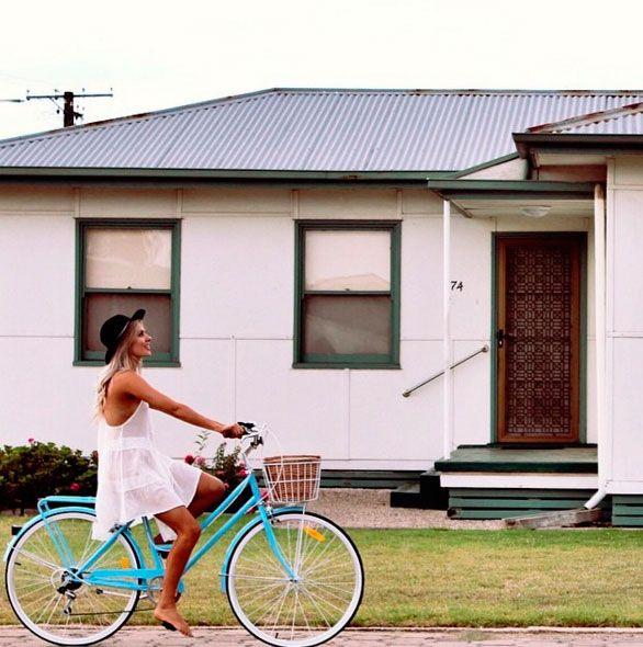 reid bike montando en bici