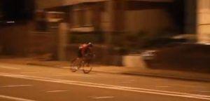 ¿Puede realmente una bici ser cazada por un radar? - efstop