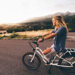 La posición correcta en bicicleta