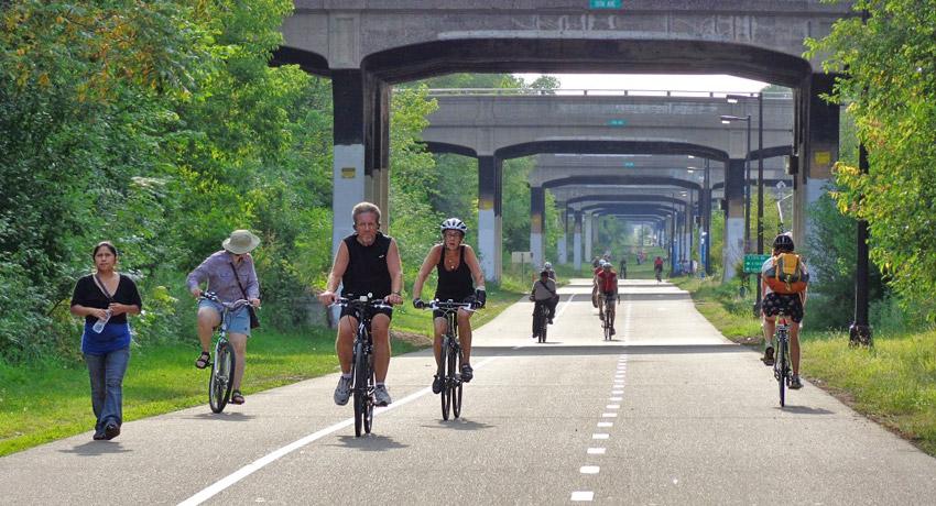 Autopista alemana para bicics