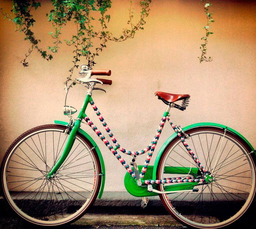 Vinilos para bicicleta de paseo