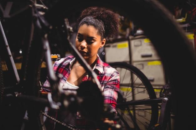 Cómo utilizar los cambios de la bicicleta