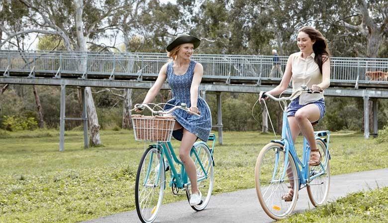 Bicicletas vintage mujer tipo retro, comprar bicicletas paseo vintage
