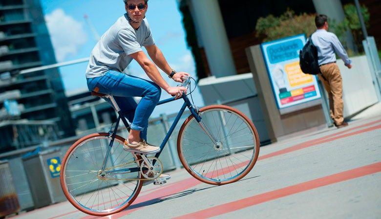 Bici fixie Reid Wayfarer, bicis fixie barata