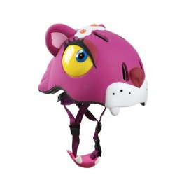 Casco Gato Rosa de Crazy Safety