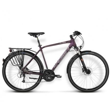 Bici híbrida cicloturismo Trans Global
