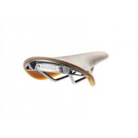 Sillin brooks Cambiun C17 - sillin cuero vintage