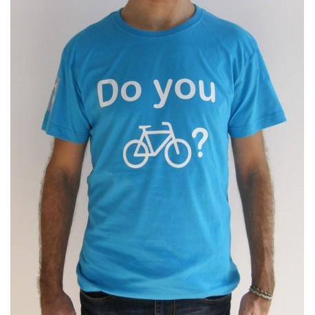 Camiseta Do you bike