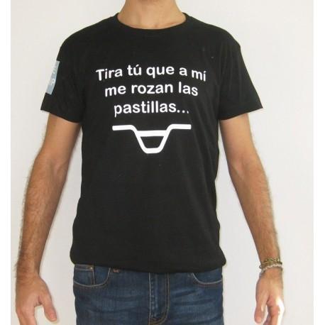 Camiseta Tira tu