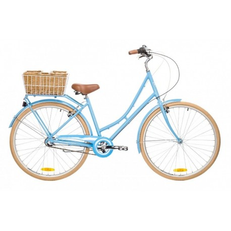 Bici paseo mujer  cambio interno. REID VINTAGE DELUXE 3 SPEED