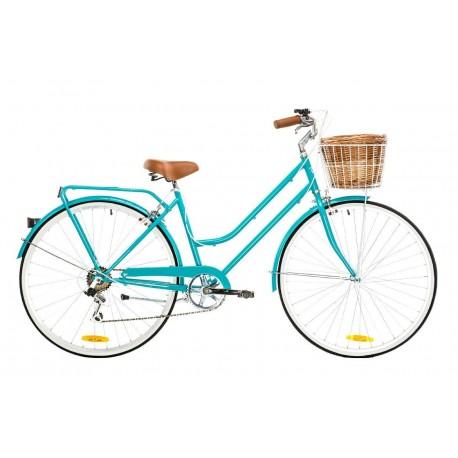 Bici paseo tipo retro. Reid Vintage Ladies 7-Speed Classic