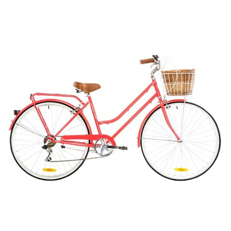 Bici paseo tipo retro. Reid Vintage Ladies 7-Speed Classic