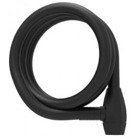 Candado Bici Espiral Negro LLave