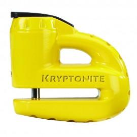 Candado bicicleta Keeper 5 S2 amarillo