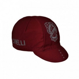 GORRA CREST BURGUNDY CAP