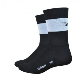 "Calcetines Defeet Aireator 5"" Team Black"