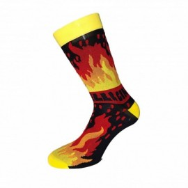 Calcetines Ana Benaroya Fire