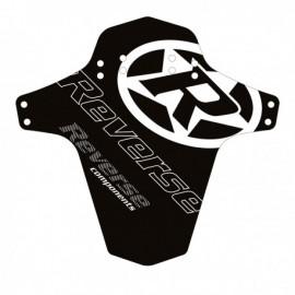 Guardabarros Reverse Logo (Black/White)