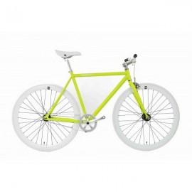 Fabric Bike MATTE GREEN & WHITE
