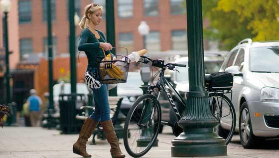 alforjas urbanas de bicicletas