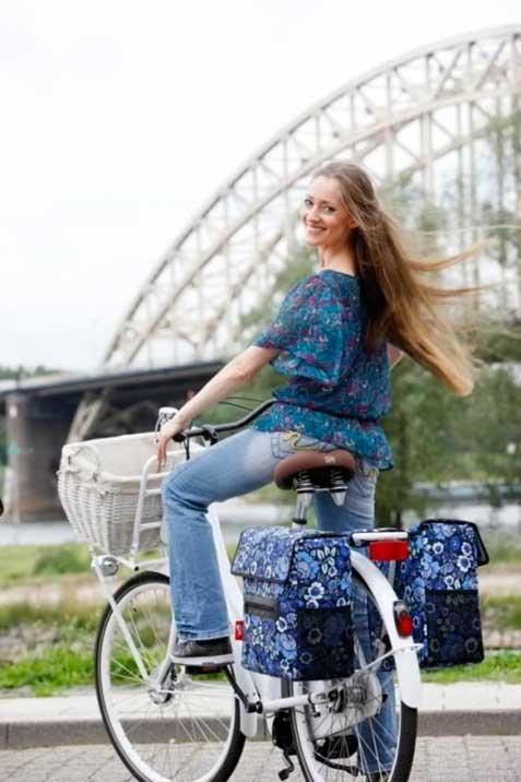alforjas y bolsas bicicleta