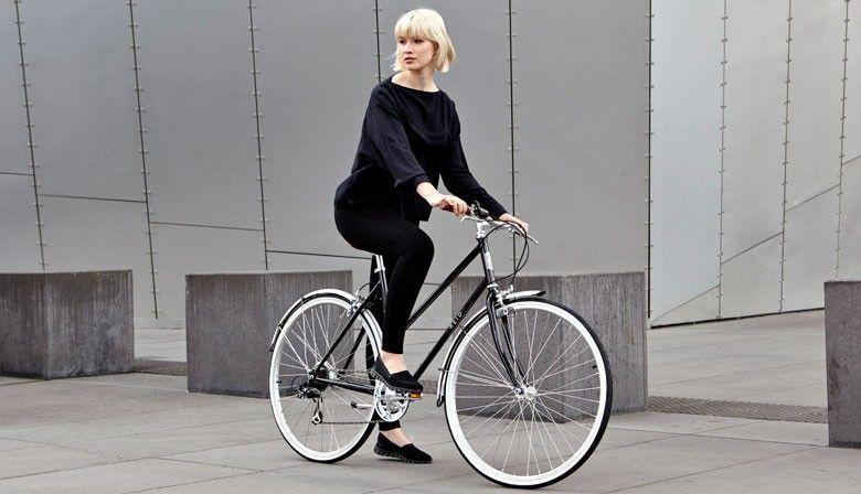 Comprar bicicleta de paseo tipo clasica Reid