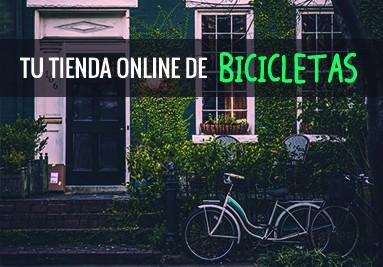 Tienda online de bicicletas de paseo, vintage y urbanas